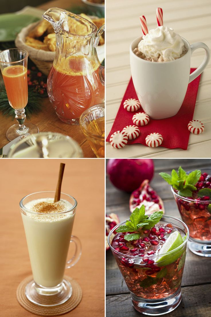 The 6 Best Cocktails to Serve at Your Holiday Party