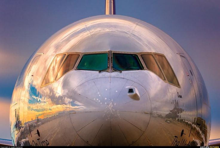 Look at the nose of this FedEx McDonnell Douglas MD-11F freighter!