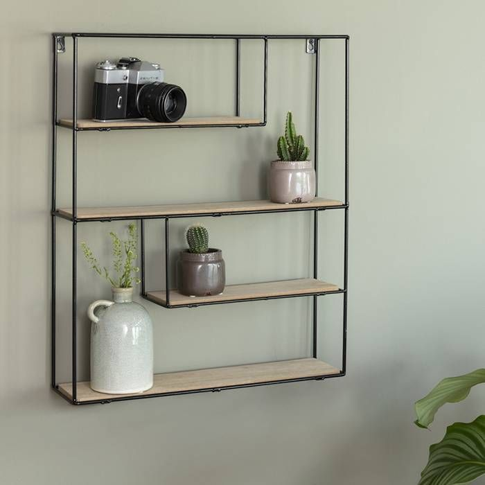 60 Best Wall Decoration Ideas Creative For Your Home Interior Design Living Room Shabby Chic Shelves Home Decor