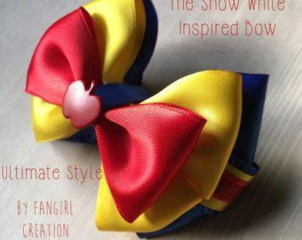 La Belle inspirado arco por FangirlCreation en Etsy
