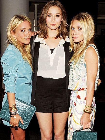 Olsen Twins Lesbienne - Shemale Cumshot