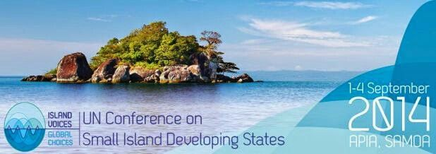 The Conference on Small Island Developing States begins today in Samoa! Watch live at http://webtv.un.org #islands2014
