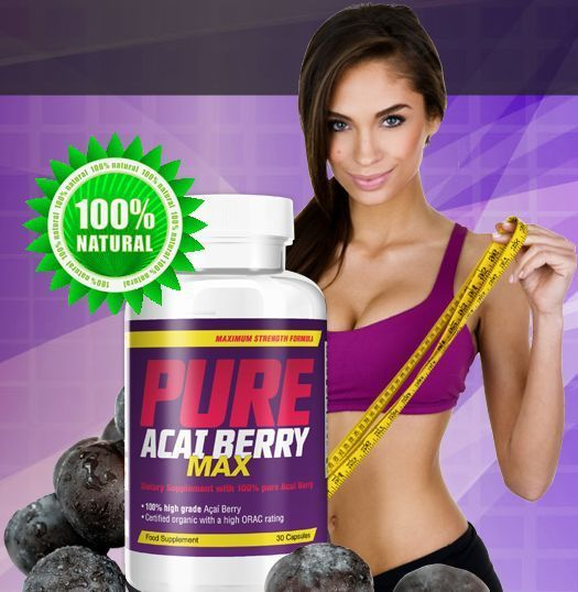 Buy Pure #Acai Berry Max Online - 100% Pure Acai Extract!