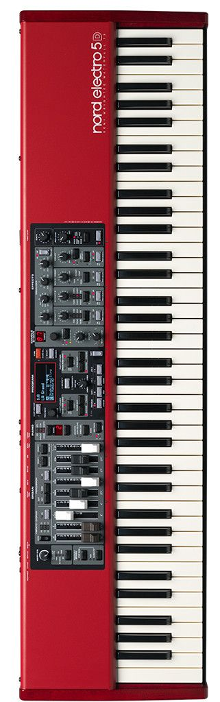 Nord Electro 5-HP | 73 Key Digital Stage Keyboard