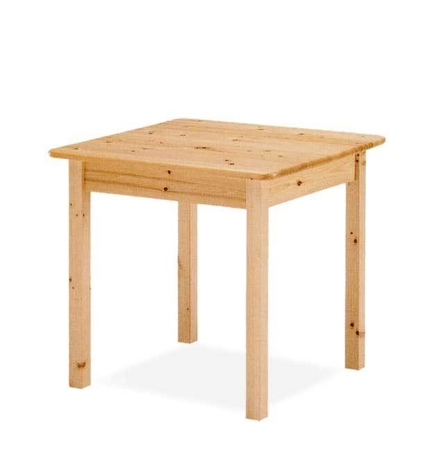 17 migliori idee su tavoli in legno rustico su pinterest - Tavolo rustico in legno massello ...