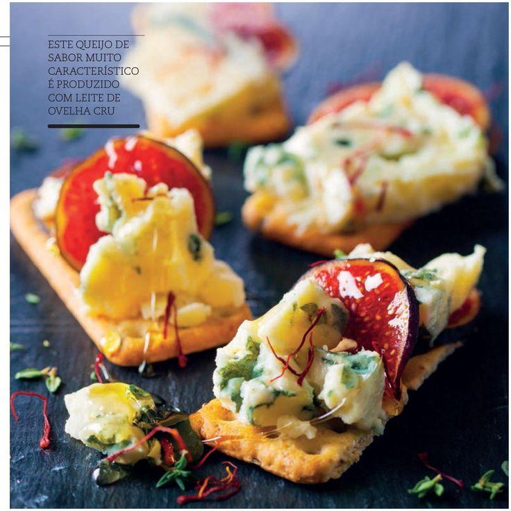 Roquefort, um queijo que se aprende a gostar!