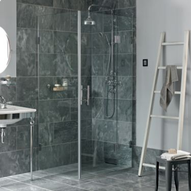Frameless Screens and Enclosures - Shower Enclosures - Shop by type - Bathrooms | Fired Earth