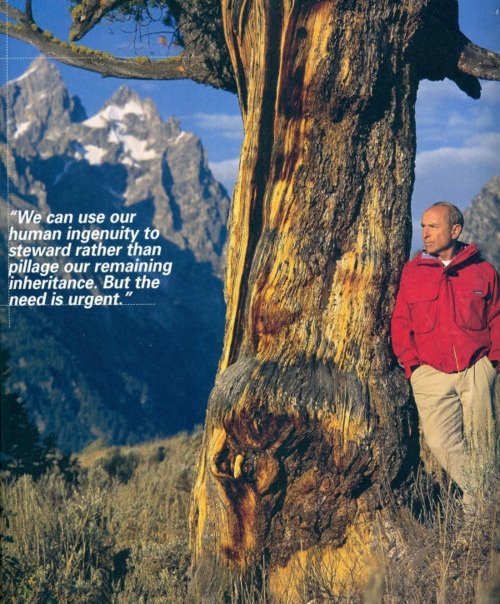 Yvon Chouinard, you speak my heart beat.