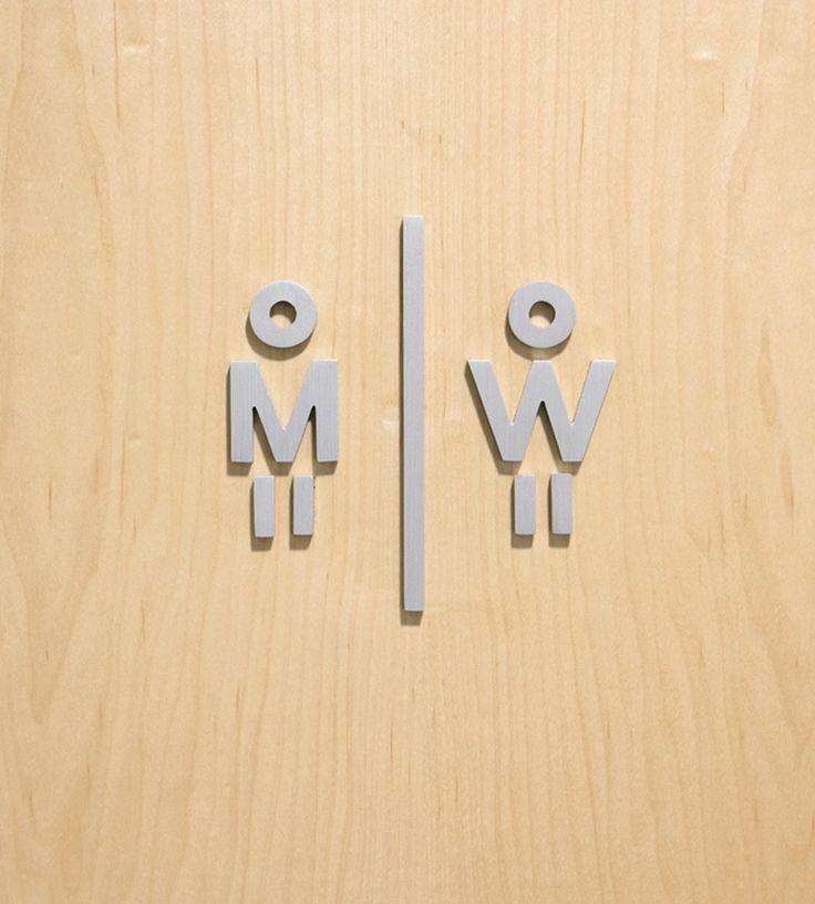 Lewis Communications Identity & Wayfinding signage