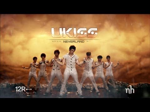U-KISS(유키스) NEVERLAND(네버랜드) M/V Full ver. it sounds mediocre at first, but then the chorus is amazing.