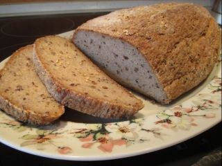 Pohankovo mandlový chléb - bez lepku, mléka, vajec | Pro Alergiky