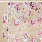 Found it at Wayfair - Flower Haven 13 Piece Shower Curtain Set