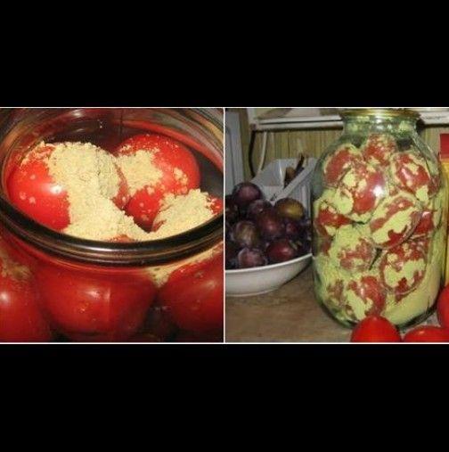 Всички приятелки искат тайната ми рецепта: ТОВА запазва доматите ми свежи чак до Нова година! Като току-що откъснати от градината!