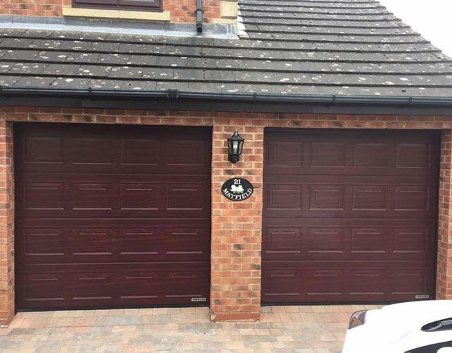 Design Your Door By Castle Improvements In San Diego Doors Garage Doors Garage Service Door
