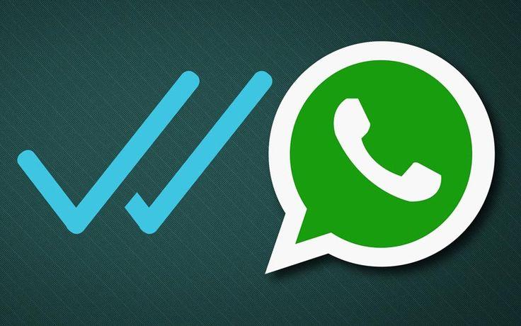 WhatsApp tuto accusé de réception