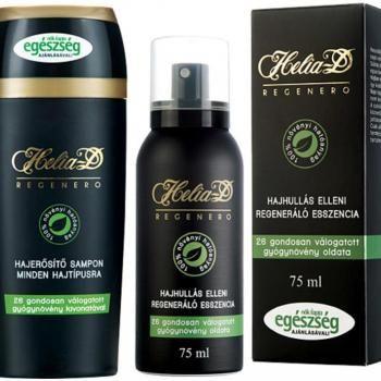 Schöne-gesunde Haare? Es ist so einfach! Was ist das Geheimnis der regenerierenden Haarprodukten von Helia-D?