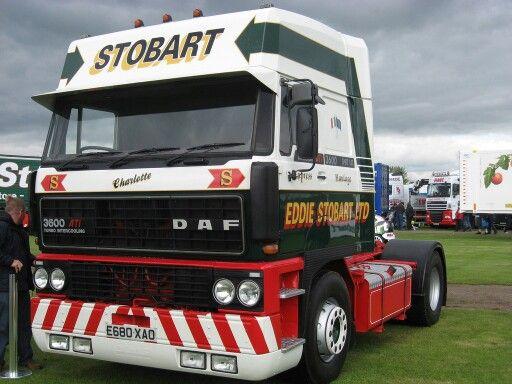 Daf 3600 ati (turbo intercooling)