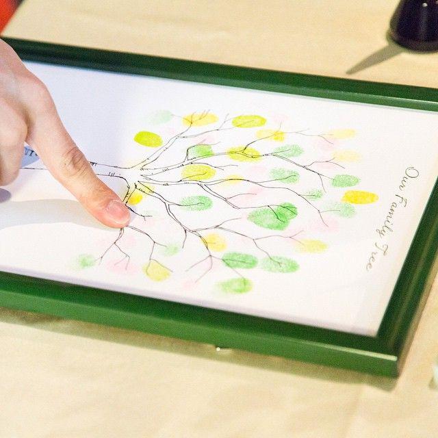 #ウェディングツリー #人前式 #wedding tree #スタンプ #結婚式 #wedding #埼玉県 #ドレス #dress #チャペル