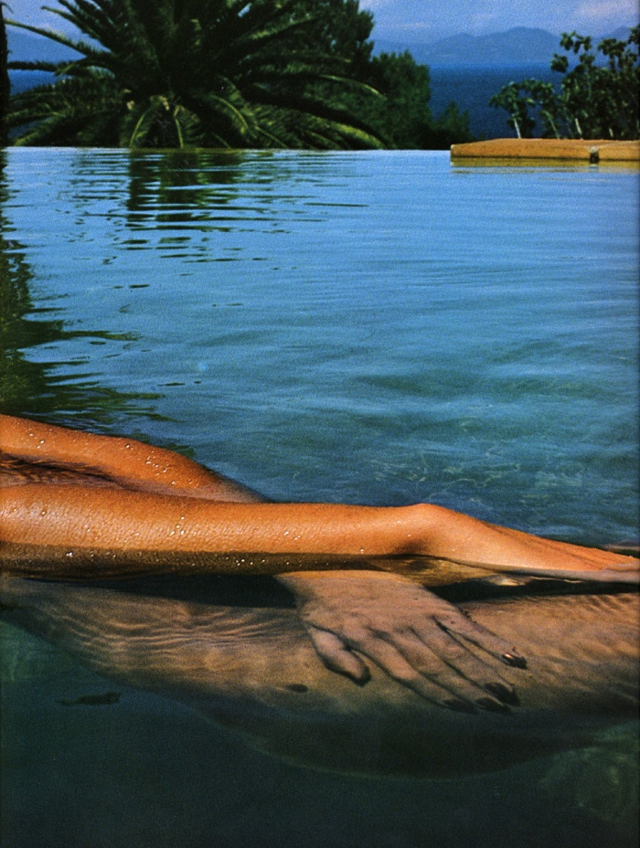 LUX / EROS Monthly inspiration   #luxjuly #luxeros #monthlyinspiration   Helmut Newton