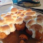 Candied Yams and Marshmallows