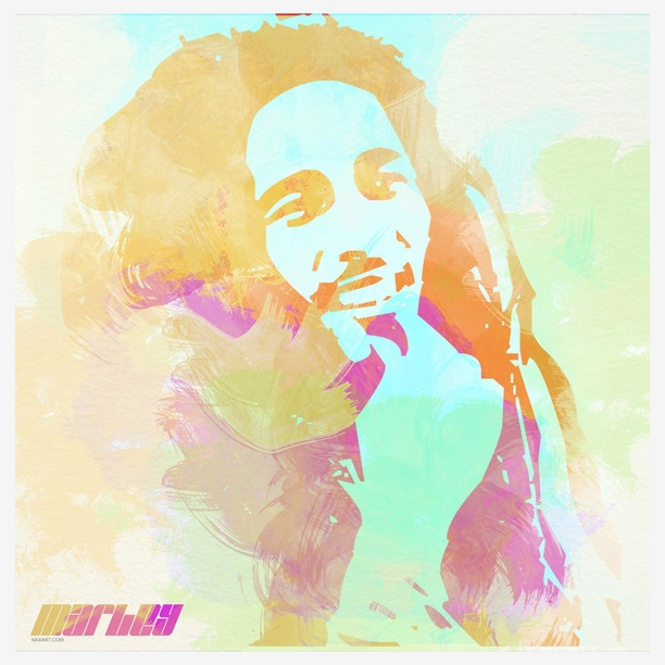43 best A Legend in Art images by Cedella Marley on Pinterest | Bob ...