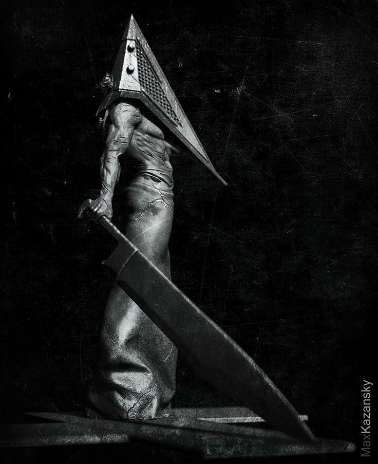 ArtStation - Pyramid Head, Max Kazansky