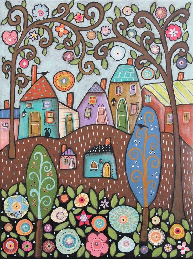 Best 25 Folk Art Ideas On Pinterest Folk Folk Art
