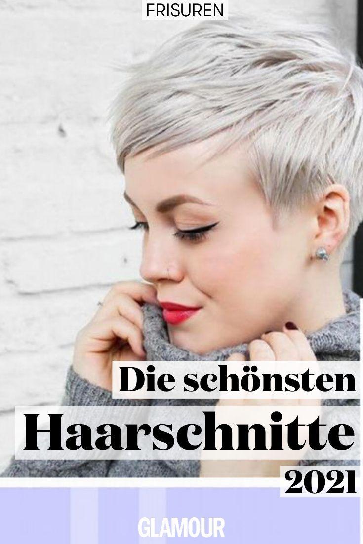 Haarschnitte 2021 Diese Frisuren Tragen Wir Jetzt Frisuren Kurzhaarschnitt Lockiges Haar Kurzhaarschnitt Frauen