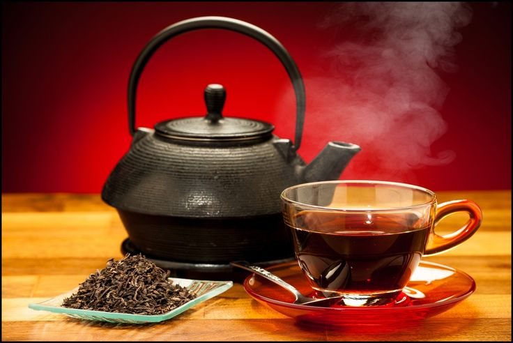 Metals Contents in Black Tea and Evaluation of Potential Human Health Risks to Consumers