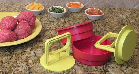 The Burger Pocket Press $14.99  wwwburgerpocketpress.com