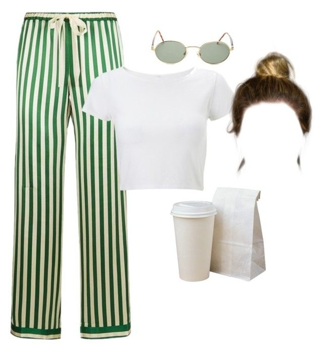 """he stops by my photoshoot"" by stylistcookies ❤ liked on Polyvore featuring Morgan Lane, Lipsy and Forever 21"