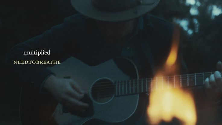 "NEEDTOBREATHE - ""Multiplied"" [Live Acoustic Video]..   Man!, those guys are good!"