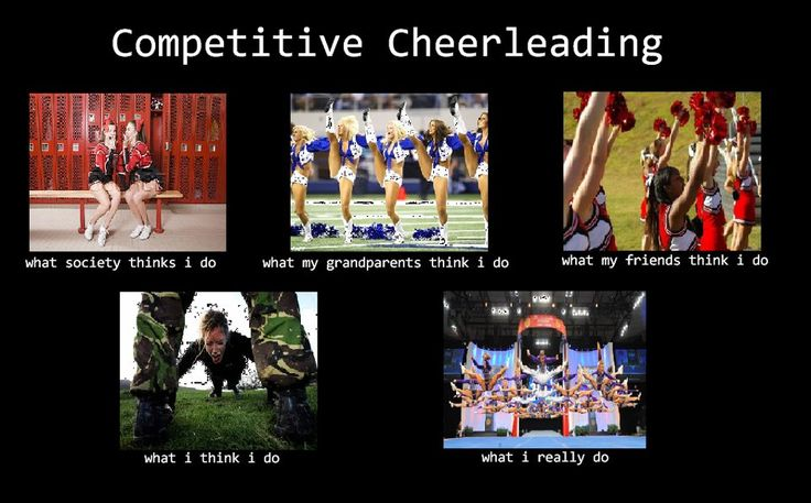 competitive cheer <3