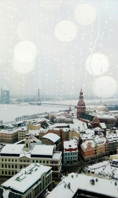 Riga..winter..