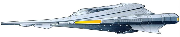 "Son'a Command Ship - ""Star Trek Insurrection"""