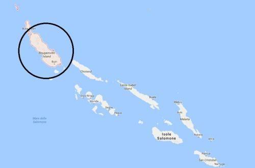 Attualià: #Terremoto da #magnitudo 8 in Papua Nuova Guinea: ridotto il rischio tsunami (link: http://ift.tt/2jMvTO1 )