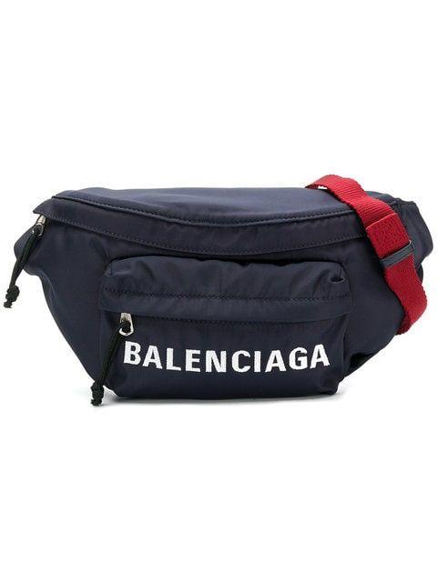 Balenciaga Wheel Belt Pack Bag in 2019  09a9c47ca375