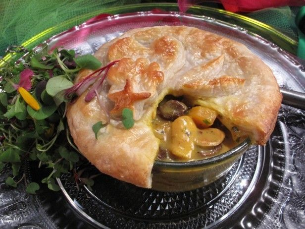 ... Pot Pies on Pinterest | Pot pies, Individual chicken pot pies and