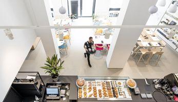Un nuovo spazio in città: Moleskine Café - Moleskine