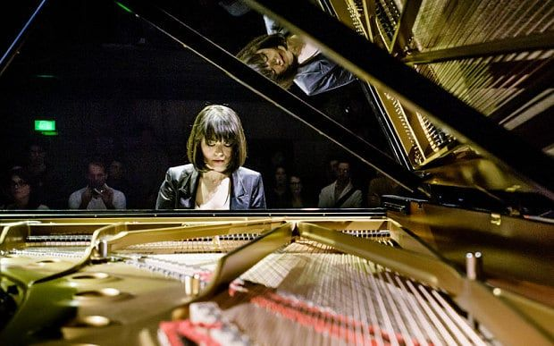 Alice Sara Ott: meet the hottest new talent in classical music - Telegraph