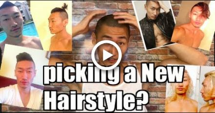 Hairstyles for Asian Men || Pick the Right Hairstyle for Your face 2018