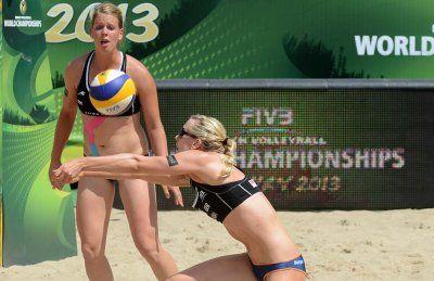 Bir Dünya Plaj Voleybolu Şampiyonluk Maçı Analizi … | Hayat ve İnsan