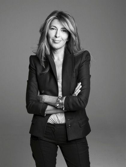 Nina Garcia Fashionista, TV personality. http://www.charitybuzz.com/auctions/FEED/catalog_items/305803