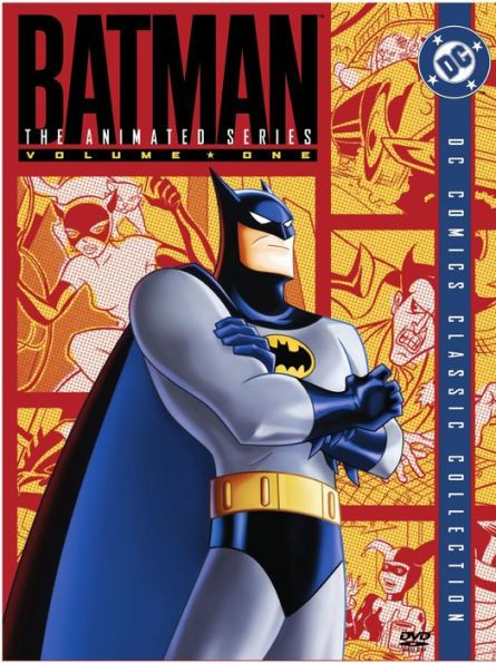 Batman The Animated Series - Volume 1