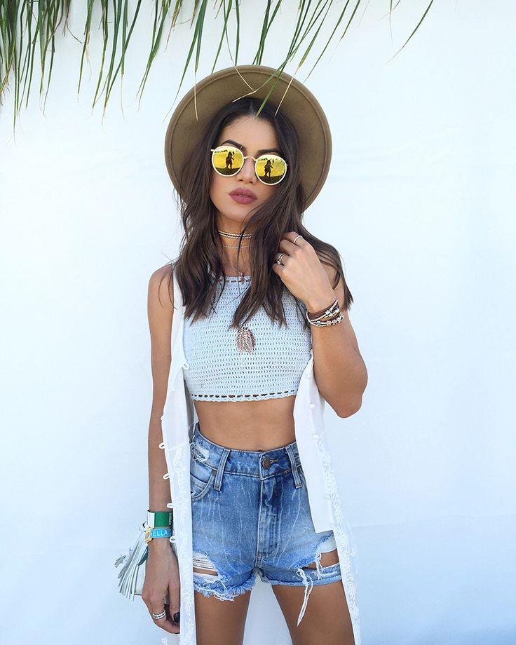 Style by Coachella 2016 === Camila Coelho