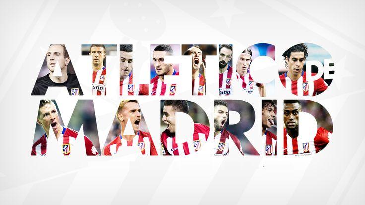 AtleticodeMadrid por EverBanega16 - Fondos de pantalla colchonero - Fotos del Atlético de Madrid
