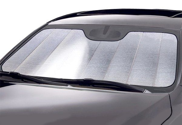 Intro Tech Ultimate Reflector Sun Shade Sun Shade Windshield Cover Reflectors