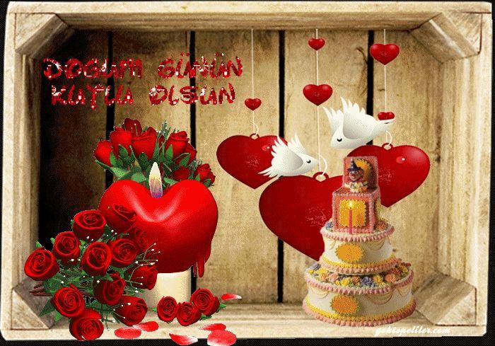 Doğum günün Kutlu olsun!!!! gif - Поиск в Google