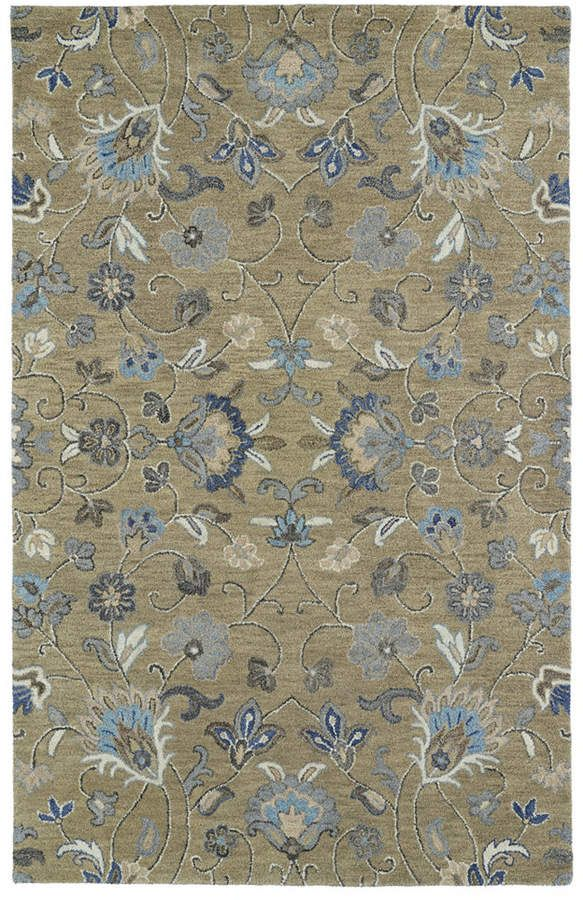 Kaleen Helena 3208 82 Light Brown 10 X 14 Area Rug Hand Tufted Rugs Kaleen Brown Rug