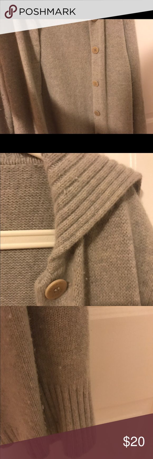 Escada Sport Made in Italy cardigan One of my favorite cardigans, made in Italy by Escada sports, is ideal for very cold winters and can be worn on top of anything. Looks really good to wear on leggings as well as dresses. For more info or questions, please comment! Sweaters Cardigans